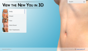 view the new you in 3D